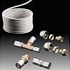Система «Combi»- труба «Copipe», соединения «Cofit», арматура и комплектующие