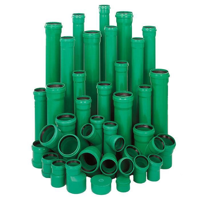 Система канализационных трубопроводов KG 2000
