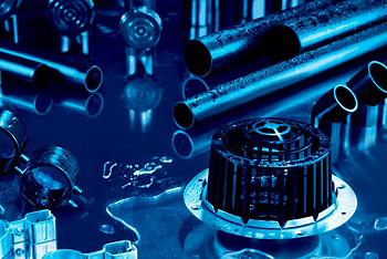 Сифонная система отвода дождевой воды Wavin QuickStream