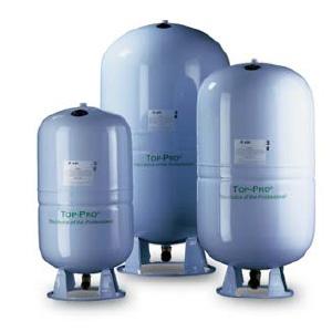 Гидроаккумуляторы холодной воды со сменной мембраной