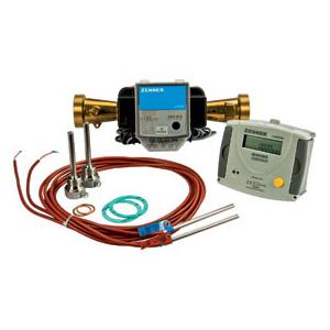 Теплосчётчики м-bus ультразвуковые для использования в котельных GE552-MBUS