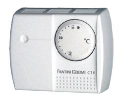 Комнатный термостат C16L
